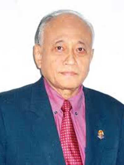 ศาสตราจารย์พิเศษจอมจิน จันทรสกุล